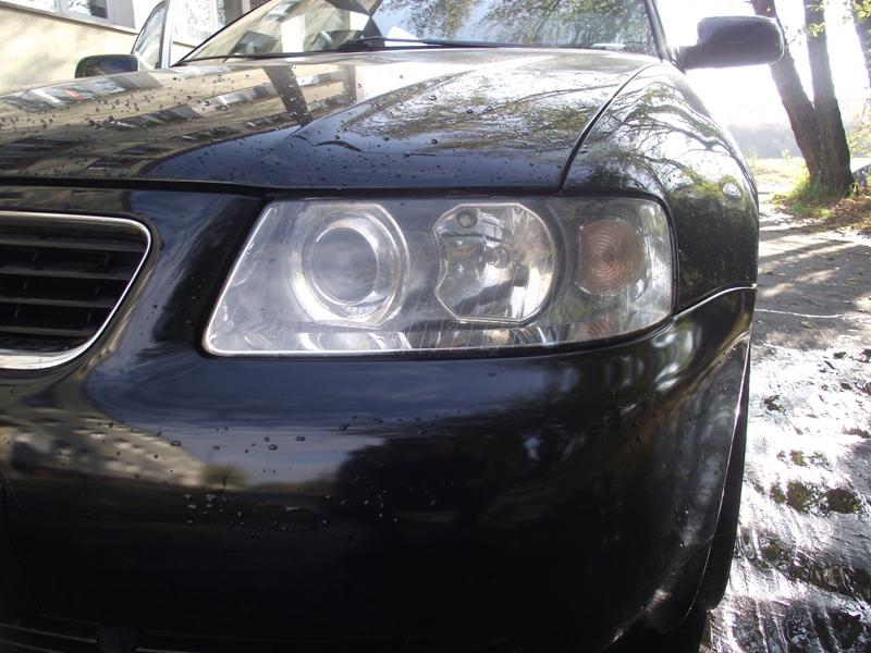 Regeneracja Reflektorów W Audi A3 Mx Nowicki Kosmetyki