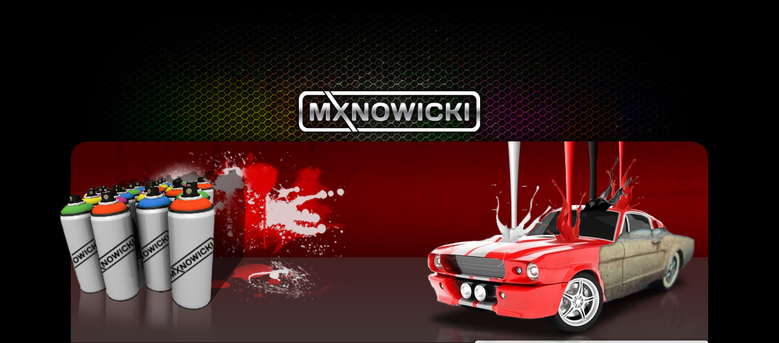 MX Nowicki - kosmetyki samochodowe